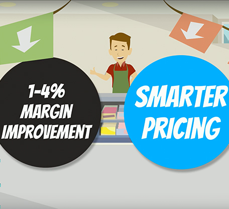 Margin improvement through<br/> price optimisation
