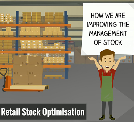 Creating a revolution in retail <br/>stock optimisation